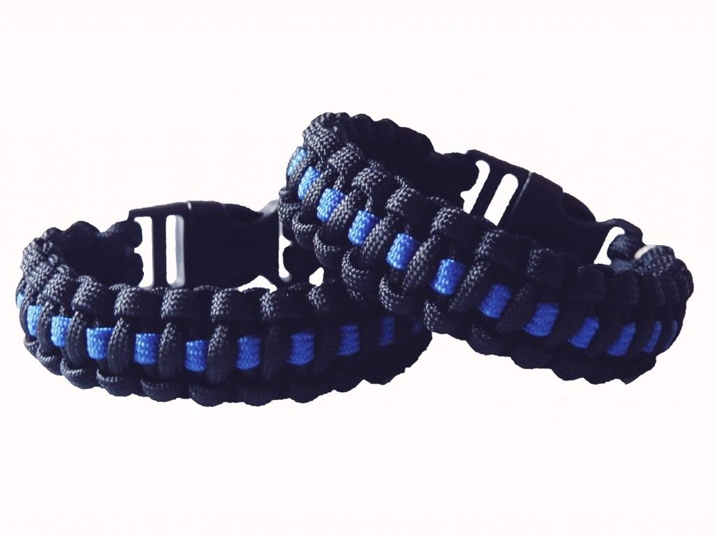 blue products be wholesale brave paracord product thin tool bracelet steel line multi detail